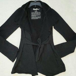 Lucky brand %100 cotton jacket fleece size Medium